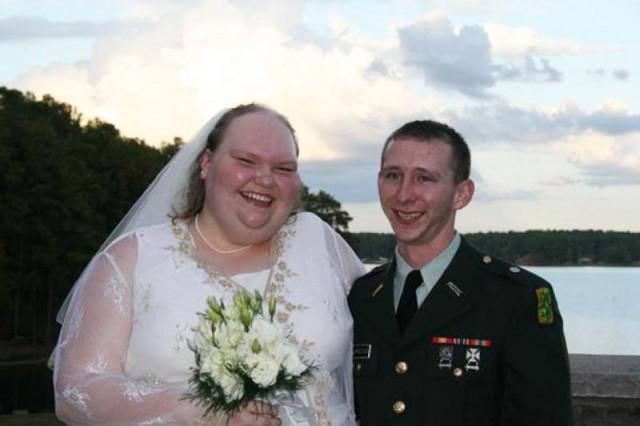 Самые необычные существующие влюбленные пары