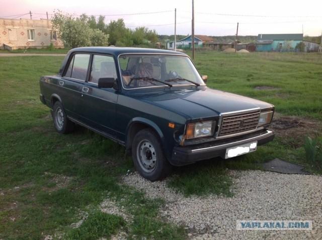 Продам ВАЗ 21070