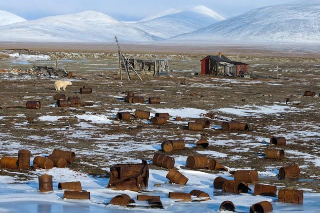 Следы на земле или Кто в ответе за нашу Арктику?!