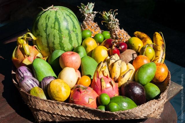 25 тропических фруктов, которые нужно попробовать