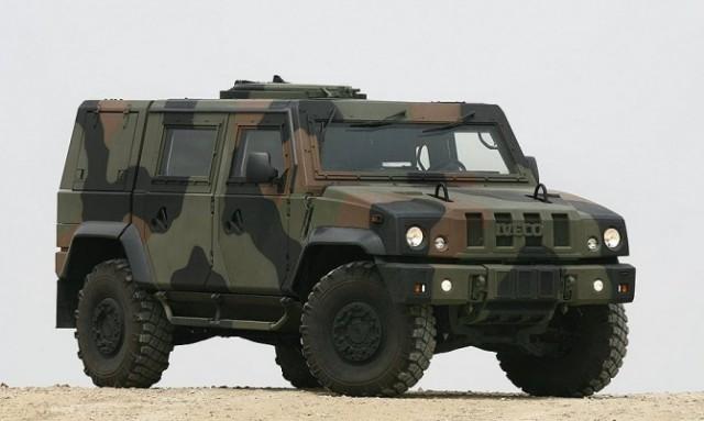 Шойгу отказался от бронеавтомобилей Iveco