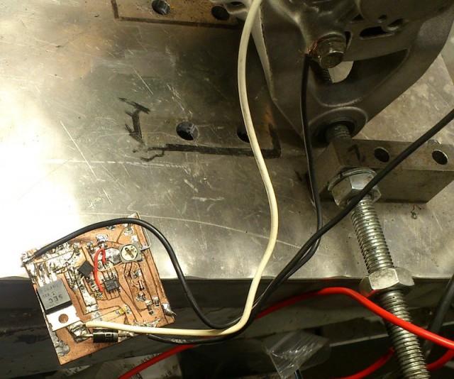 Бюджетный ремонт генератора