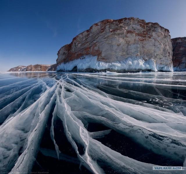 Тонкие струны Байкала или 400 км на коньках!