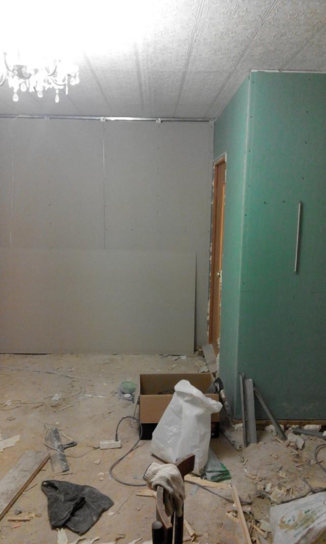 Нищебродский ремонт комнаты