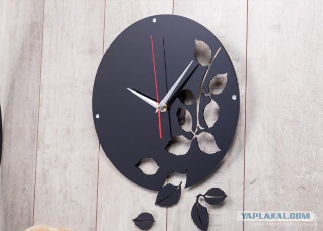 "Продаю настенные часы ""Листопад"""