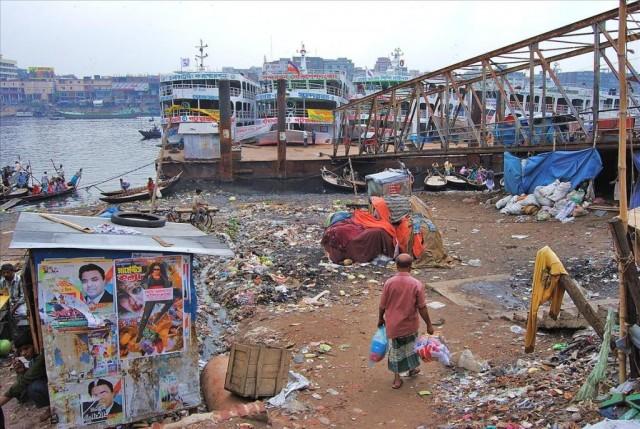 Бангладеш. 5 дней в ужасном мегаполисе