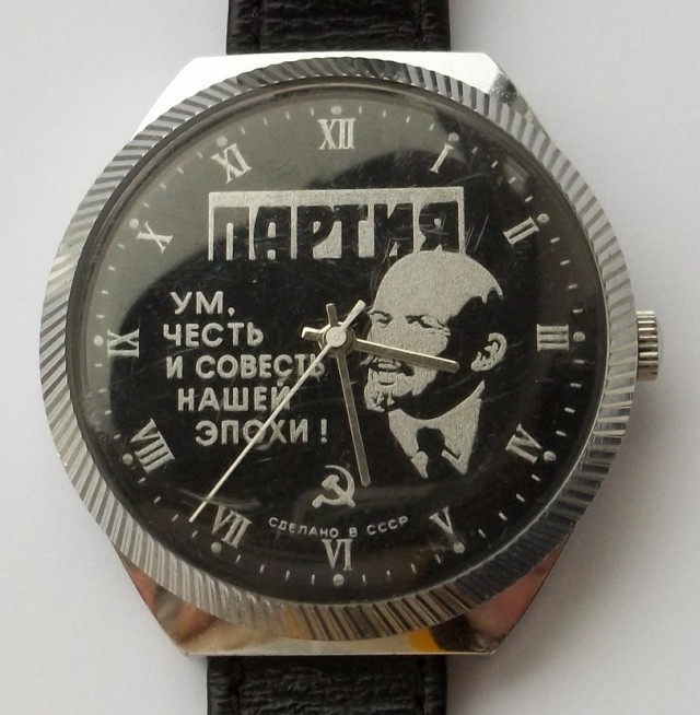 Небольшая коллекция старых часов