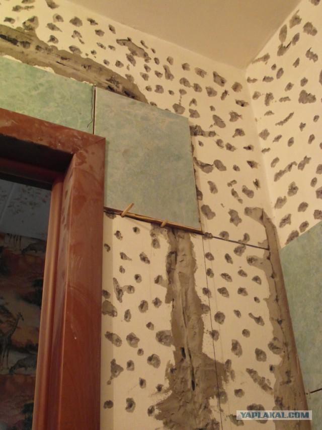 Раскрыт секрет каждодневного сверления стен соседом - ЯПлакалъ