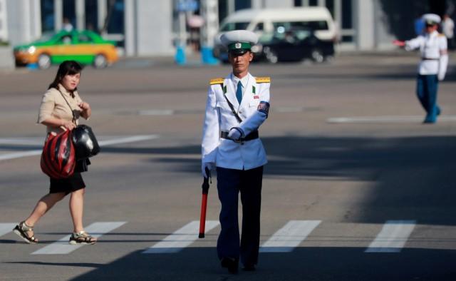 Что там у северокорейцев? Свежие, сентябрьские кадры из Пхеньяна