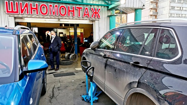Автосервисы приготовились к массовым банкротствам