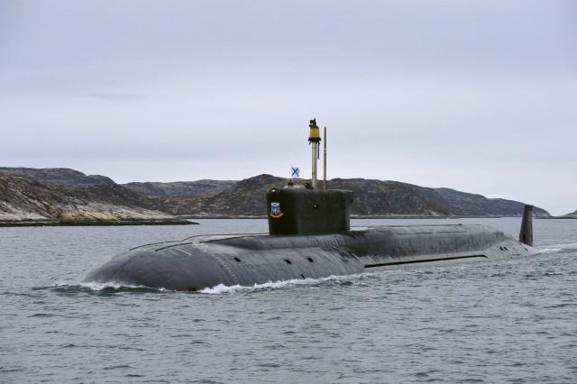 стратегическая атомная подводная лодка юрий долгорукий
