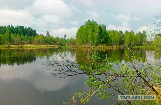 озеро аять свердловская область рыбалка