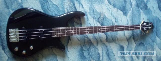[DC] Бас-гитара (набор начинающего басиста)