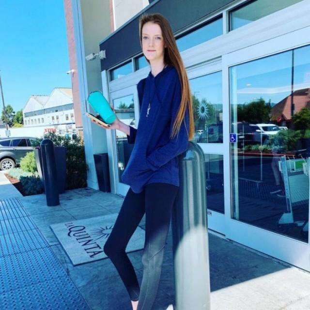 16-летняя американка с самыми длинными ногами потеснит Лисину из Книги рекордов Гиннесса