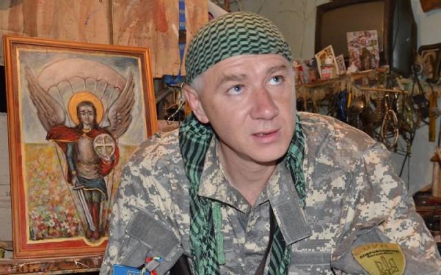 Избиение участника АТО в Котовске