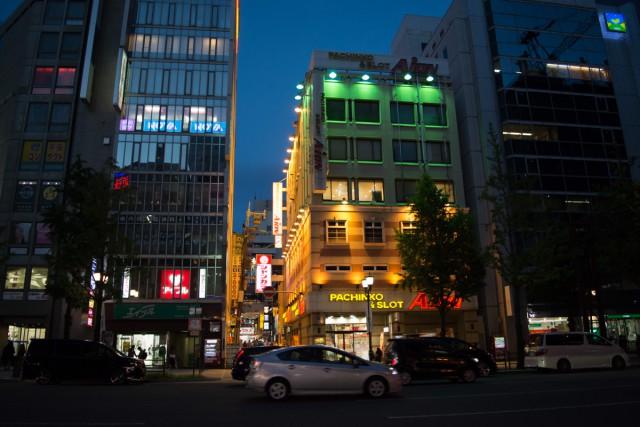 113347 шагов по Осаке