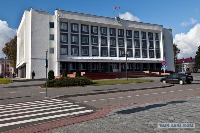 Отчет о путешествии в Беларусь