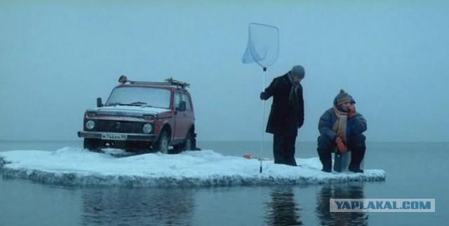 новости рыбаков унесло на льдине