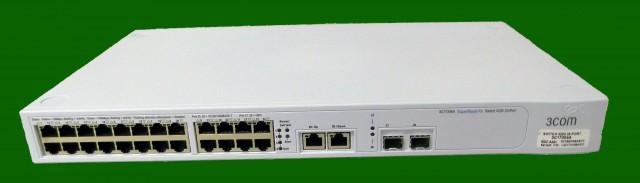 Управляемый свитч 3COM Switch 4200 28-Port