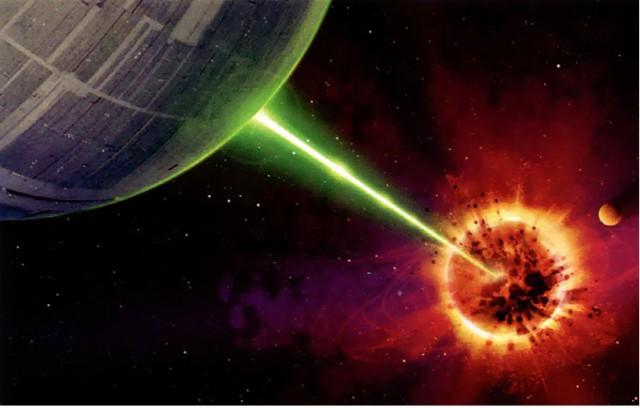 В России создадут гигантские орбитальные лазеры для энергоснабжения Земли