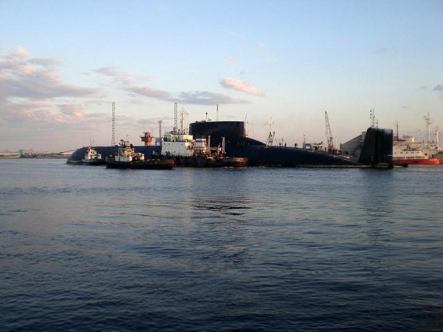подводная лодка архангельск фото