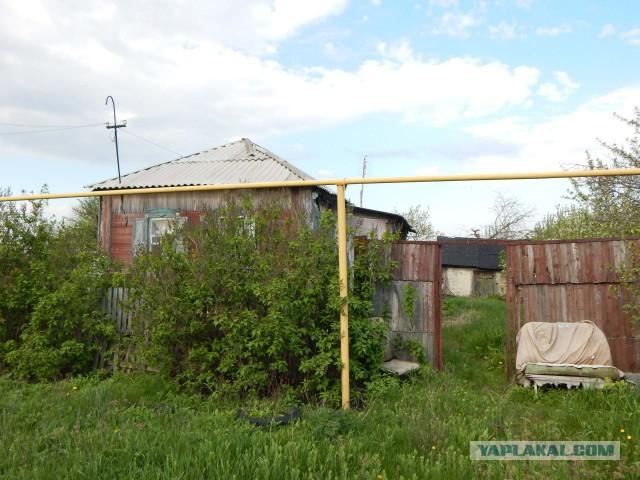 Продам домик в деревне, воронежская область