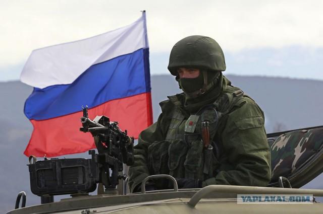 Десантники и морская пехота в рамках учений переброшены в Крым