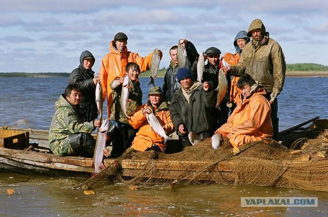 рыбалка на севере форум 2016