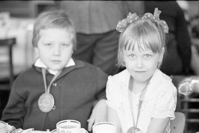Детский сад начала 70-х.