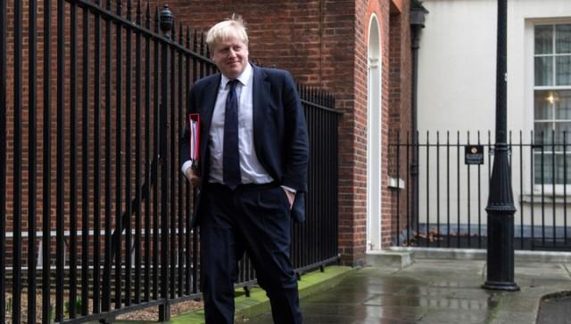 Глава МИД Британии Джонсон заявил о желании Запада дружить с Россией