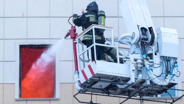 """Кемеровские пожарные массово увольняются, опасаясь суда по """"Зимней вишне"""""""