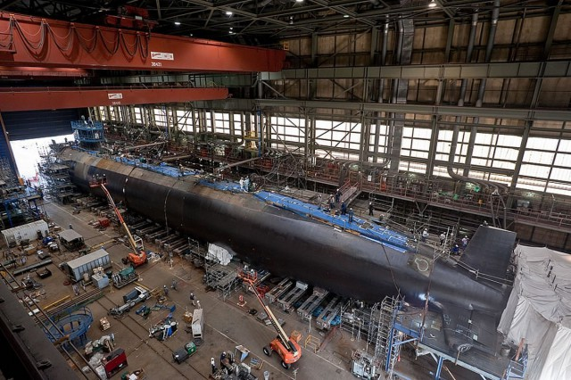 постройка подводной лодки видео
