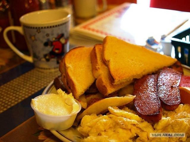 Что едят на завтрак в разных странах?