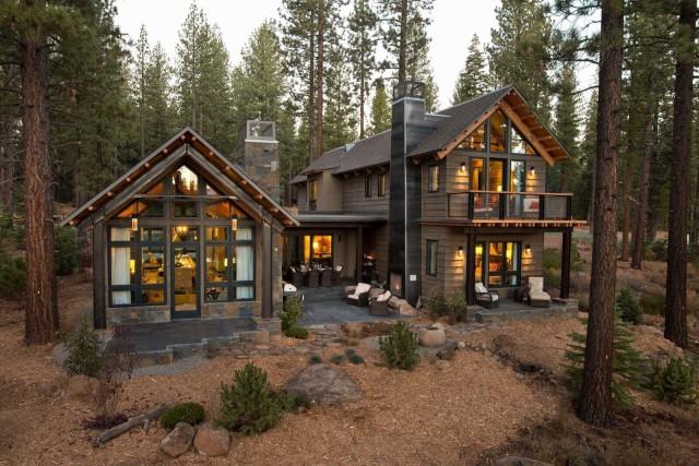 Дома, в которых хотелось бы жить