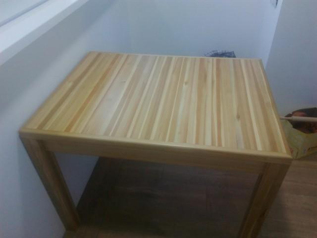 Попытка сделать стол