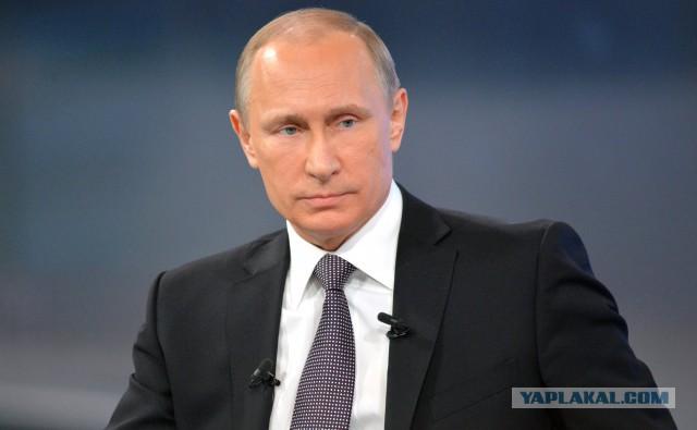 Путин: не понимаю, как 200 наших болельщиков отметелили несколько тысяч англичан