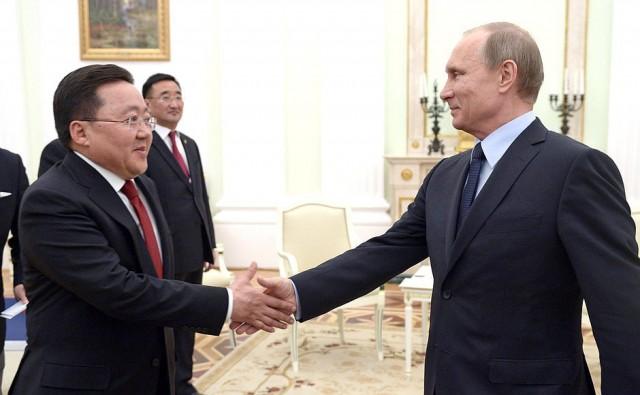 Монголия попросила у России кредит на 100 миллиардов рублей без указания цели займа