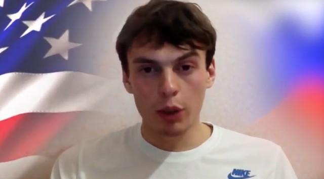 Российский легкоатлет Дмитриев: Сделаю что угодно, лишь бы не возвращаться в Россию.