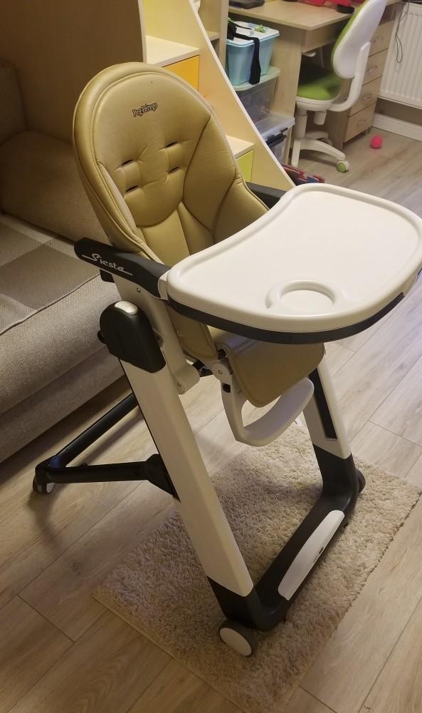 Продаю стульчик для кормления PEG PEREGO SIESTA(Москва, пл. Ильича)
