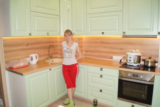 Кухня своими руками под силу каждому!