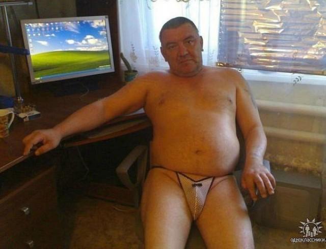 фото голого парня в соцсети