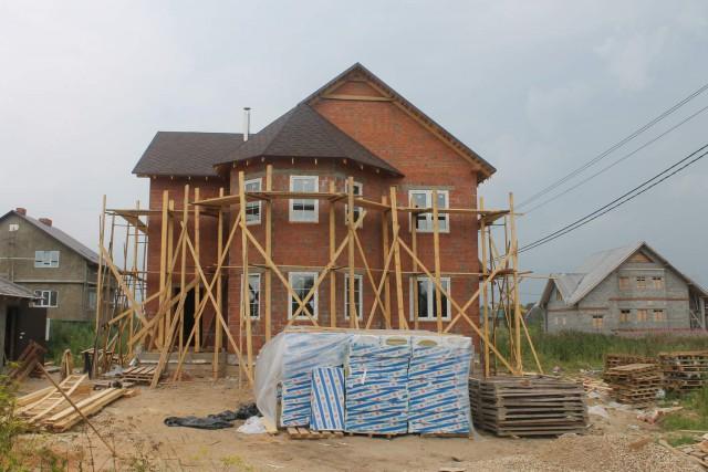 Строю дом сам и для себя (М.О.)