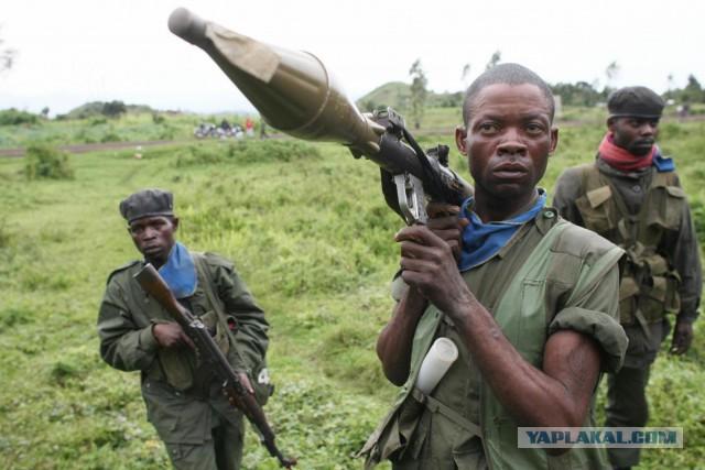 Строим прогноз как скоро в Конго  начнется полномассштабная война.