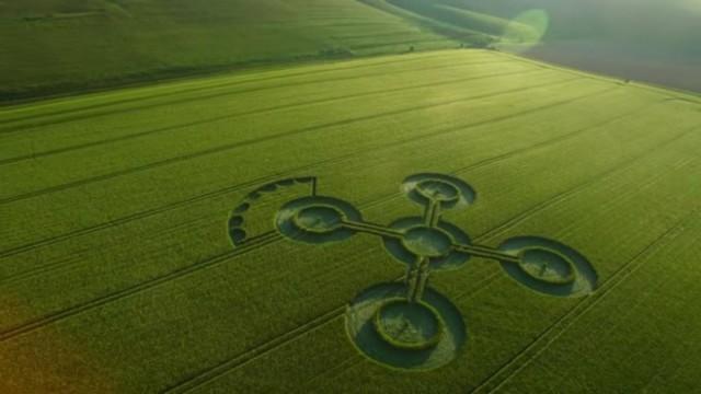 Студент Гавайского астрономического университета вывел алгоритм дешифровки кругов на полях