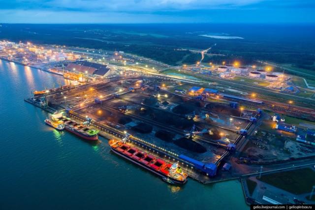 «Ростерминалуголь» — крупнейший угольный терминал в Европейской части России