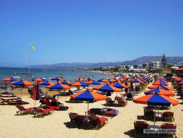 Отдых в Греции: Крит, Санторини