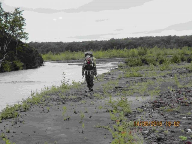 Пешее путешествие в Бечевинку. Август 2016 год