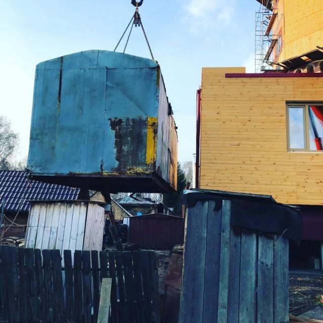 Водонапорная башня вместо квартиры: Можно ли её переделать под жилье?