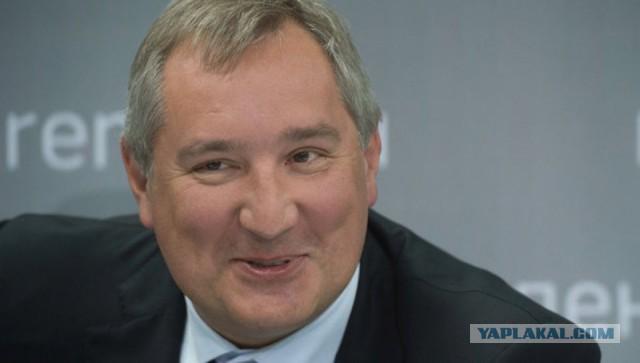Рогозин об отказе Балтии войти в коалицию