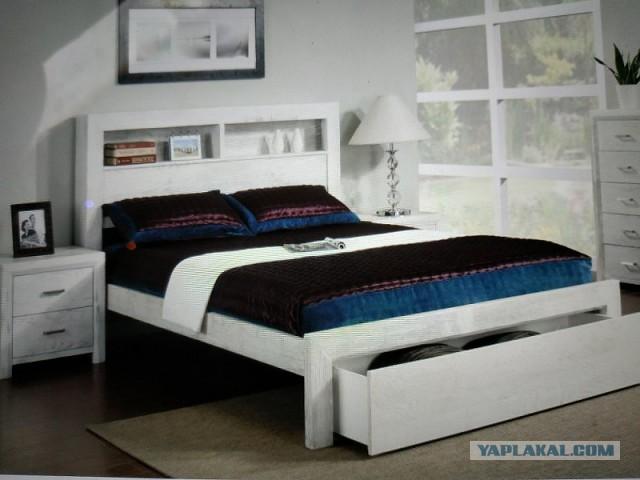 Изготовление кровати